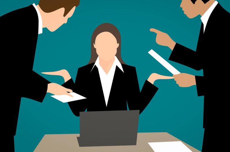 plainte harcèlement non fondée, Plainte de harcèlement non-fondée, quelles interventions ?